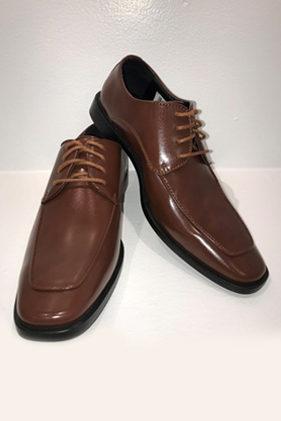 'Monaco' Brown Shoes