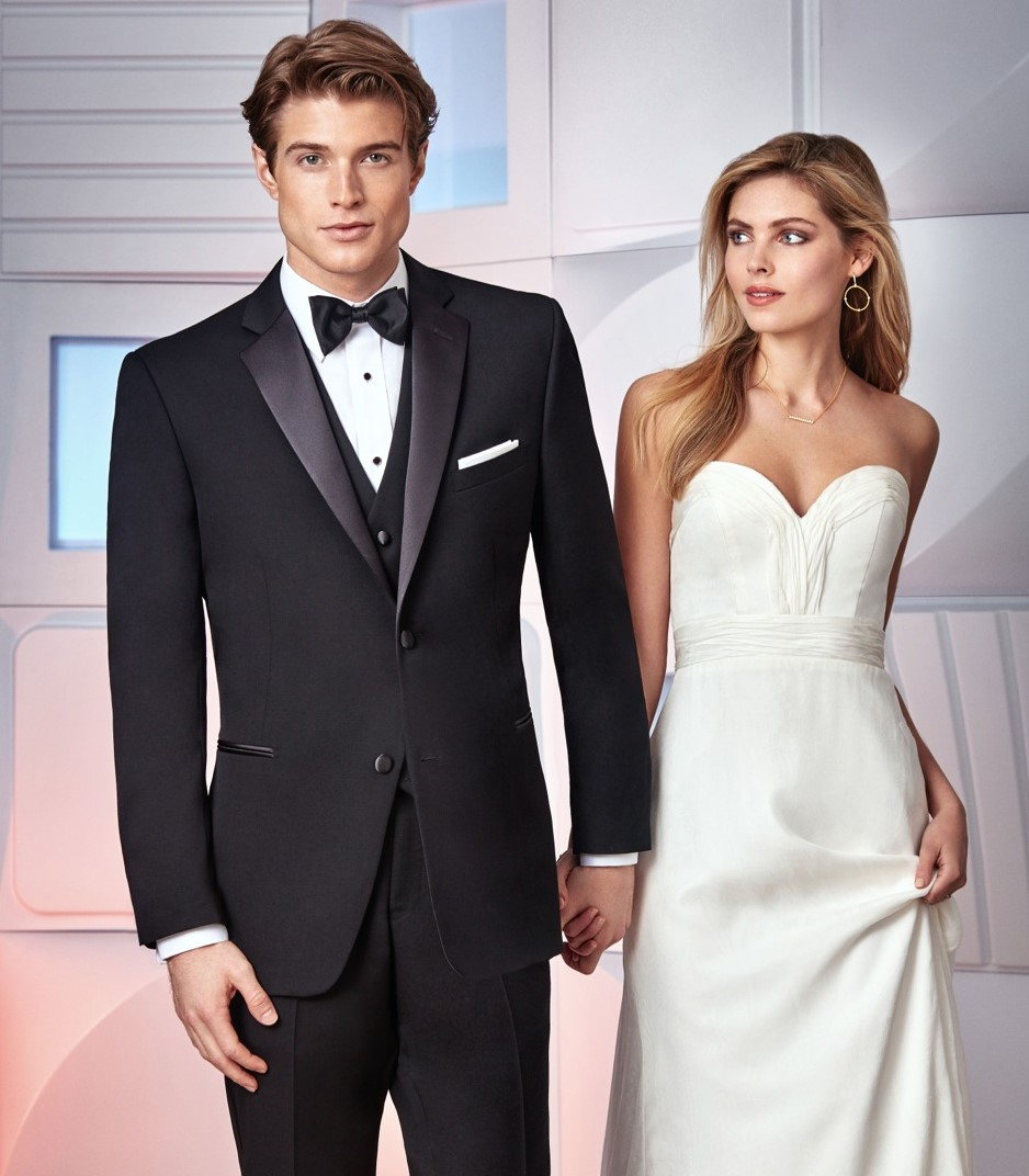 Dressing YOU and YOUR Out of Town Bridal Party - Foresto Tuxedo ...